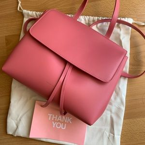 Mansur Gavriel Calf Mini Lady bag in Dolly